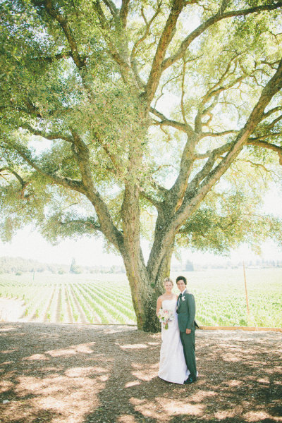 Gorgeous Healdsburg Wedding Feature on Style Me Pretty