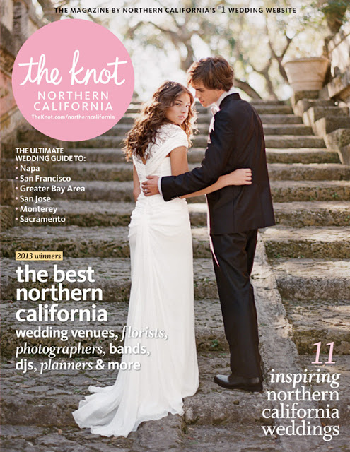 Latin American Wedding Feature in The Knot Northern California