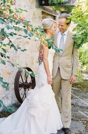 St. Helena Wedding Featured on Carats & Cake