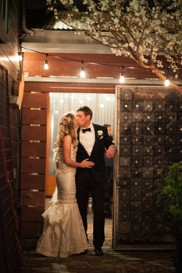 Modern Industrial San Francisco Wedding Featured on The Knot