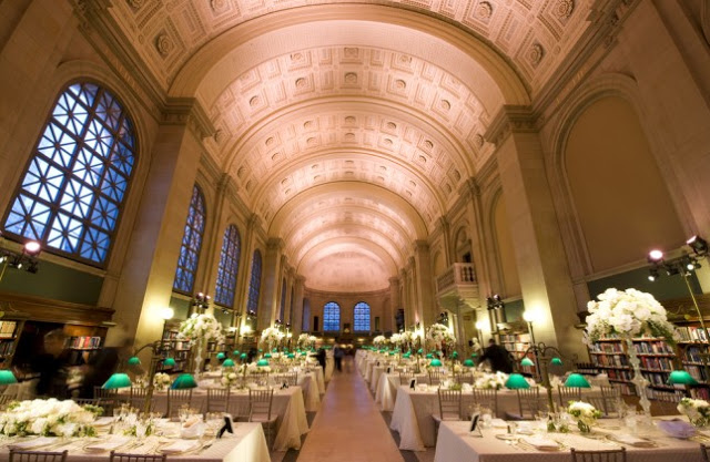 Amy's Wedding Venue Picks For Approximately $10K on Brit + Co