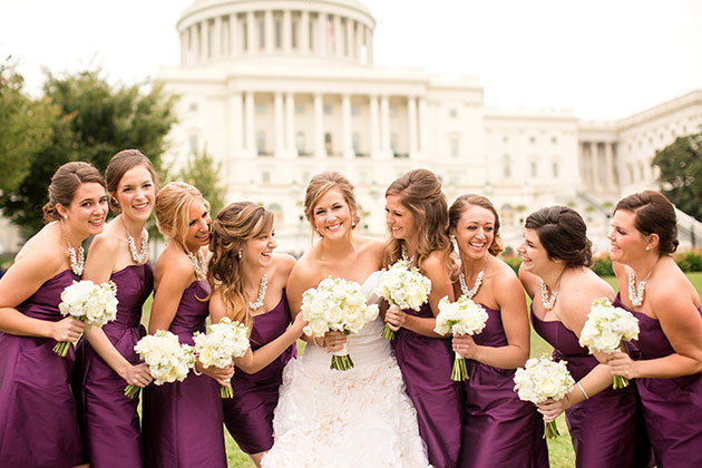 Bridesmaid Drop Out Dilemma Advice Feature on Brides