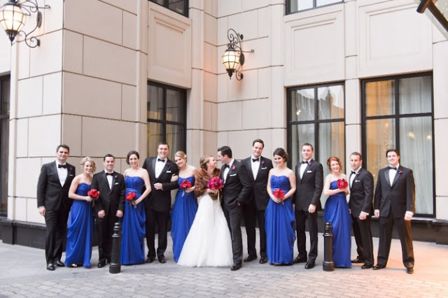 Cafe Brauer Chicago Wedding Featured on Carats & Cake