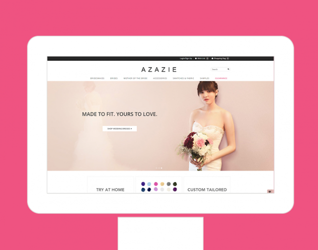 How To Get a Wedding Dress Quickly on Brit + Co