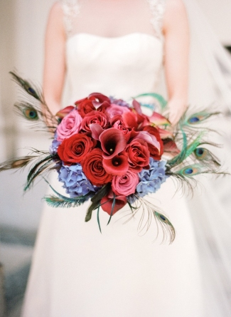 Colorful San Francisco Wedding Featured on Carats & Cake