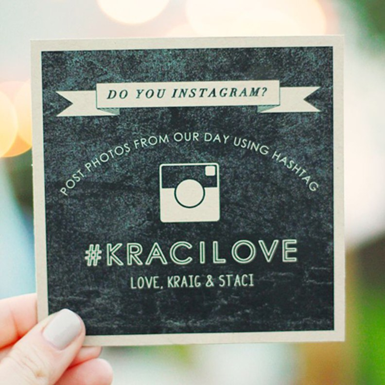 Press: Wedding Hashtag Tips Feature on Brides