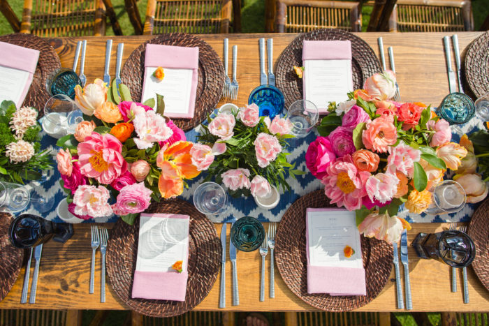Press: Outdoor Summer Wedding Trends Featured on MyDomaine