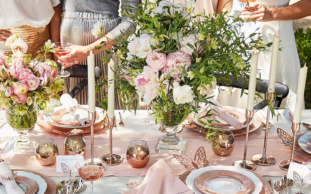 Monique Lhuillier Collection at Pottery Barn