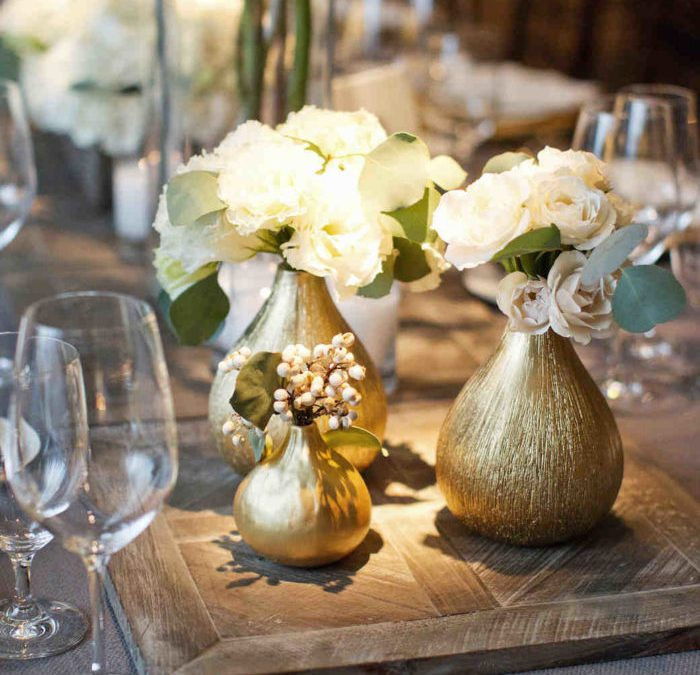 Beautiful Wedding Centerpieces on Martha Stewart Weddings