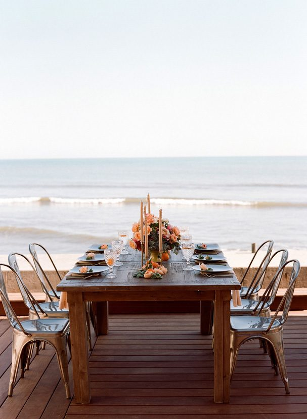 Real Event: Ventura Beach Celebration on Style Me Pretty Living