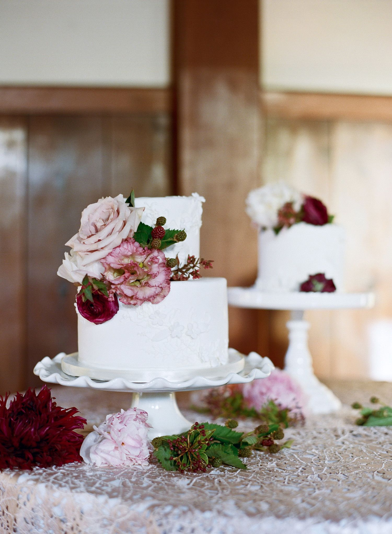 Press: Amy's Wedding Cakes on Martha Stewart Weddings