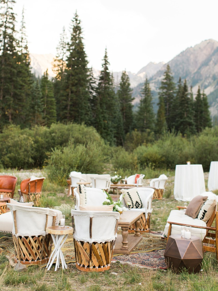 Press: How to Host a Wedding at Home from Brides