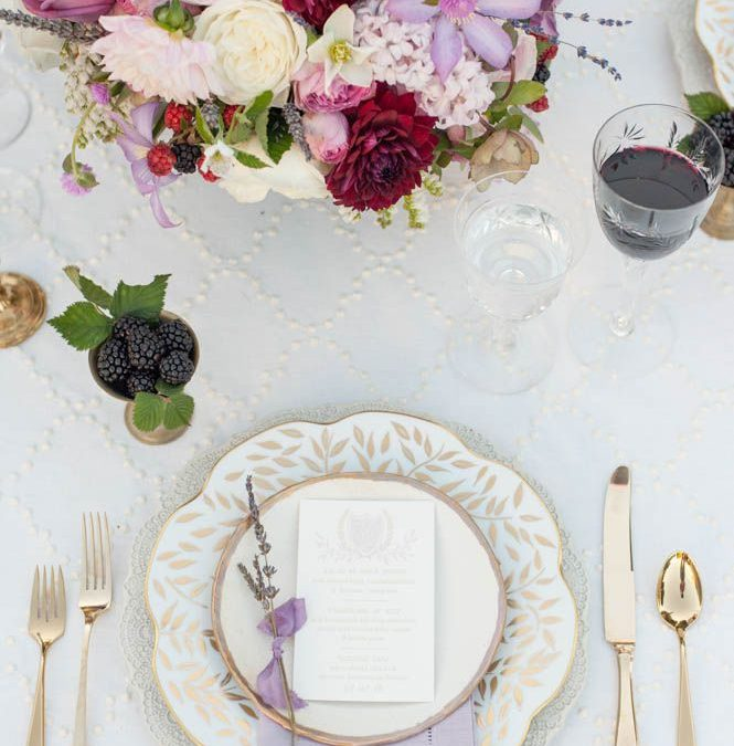 Press: Bridal Shower Favors from Town & Country