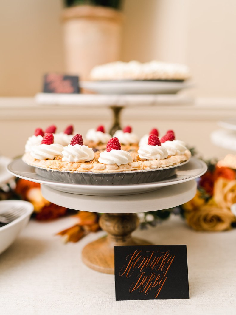 Press: 8 Fall Dinner Party Ideas for a Pre-Wedding Event from Brides