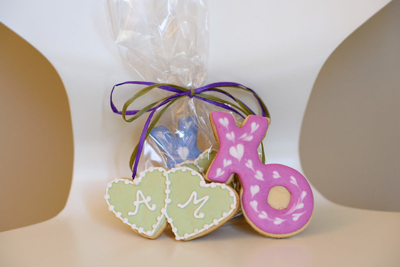 Press: Valentine's Day-Inspired Wedding Favors on Martha Stewart Weddings