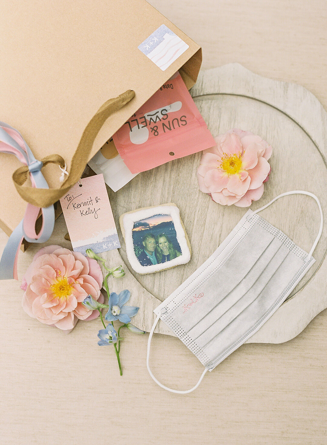 Press: 9 Welcome Bag Ideas For Your Wedding Guests